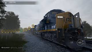 Train Sim World®: CSX Heavy Haul Ultra GFX 1080p