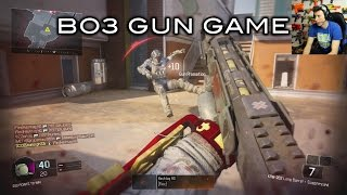 THE REAL GUN GAME! (Call of Duty: Black Ops 3)