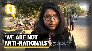 'We're Not Anti-Nationals': JNU Student On The Anti-National Stereotype   The Quint