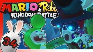 Gestatten, El Calavera 🐰 MARIO + RABBIDS KINGDOM BATTLE Part 34