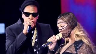 Beyoncé and Jay z Bonnie & Clyde HBO (ON THE RUN)