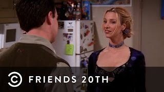 What If Friends Was British? | Badly Dubbed Friends #Friends20th