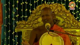 2019 August 03 Ven Kagama Sirinanda Thero New Most Powerful Dharma Deshana  - Borelesgamuwa Temple