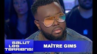 Maître Gims : du Zaïre de Mobutu aux millions d'albums - Salut les Terriens
