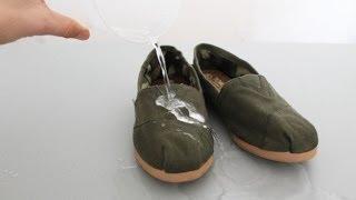 طريقة جعل حذائك مضاد للماء بسهولة
