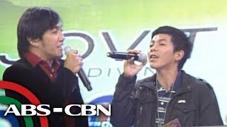The Buzz: Jovit Baldivino meets idol Arnel Pineda for the first time