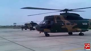 Rescue operations by Pakistan Army for Bahawalpur oil tanker 25-06-2017 - 92NewsHDPlus