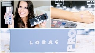 NEW Lorac PRO Palette 2 | Hot or Not