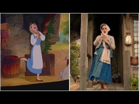Emma Watson as Animated Belle