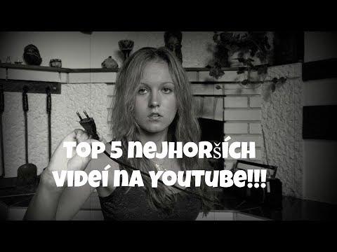 Xxx Mp4 Top 5 Nejhorších Videí Na YouTube 3gp Sex