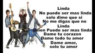 Roller band - Linda (Letra) - soy luna