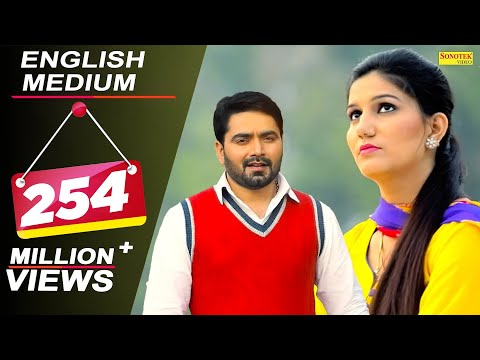 Xxx Mp4 English Medium Sapna Chaudhary Vickky Kajla Masoom Sharma Annu Kadyan New Haryanvi Song 2017 3gp Sex