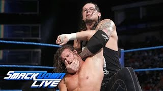 Dolph Ziggler vs. Baron Corbin: SmackDown LIVE, Jan. 3, 2017
