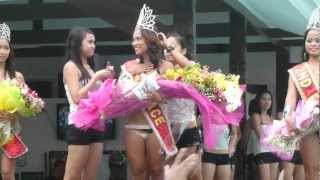 Miss Pinatubo 2012(Results)