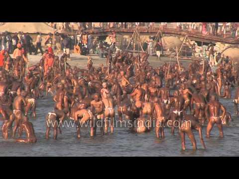 Best of Allahabad Kumbh mela - World's largest religious gathering