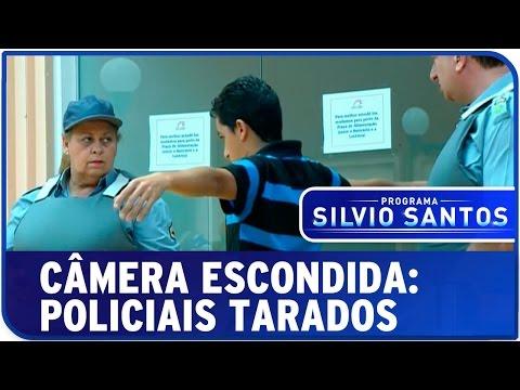 Câmera Escondida Inédita: Policiais Tarados