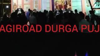 Jagiroad Durga Puja mondrop