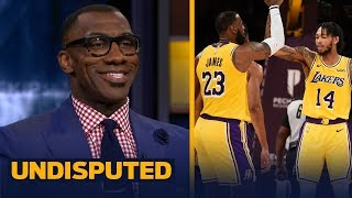 Shannon Sharpe discusses the growing partnership between LeBron and Ingram | NBA | UNDISPUTED