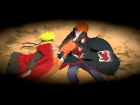 Naruto vs pain 「android porn」