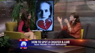 HOW TO SPOT A CHEATER/LIAR (Face Reading) FOX 5