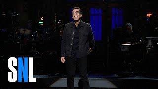 Fred Armisen One Man Show Monologue - SNL