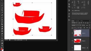 46 Adobe Photoshop Cs6 tutorial in bangla  Shape tools  Custom shape