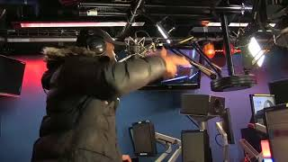 "Big Shaq Fire In The Booth ""Mans Not Hot"""