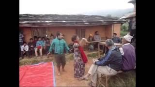 Babal Gorkhali Dance || Hanspur 1 Gorkha || Jham Jham darkiyo Pani