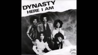 Dynasty -  Here I Am (Elo's Club Mix)