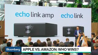 Amazon Versus Apple: Who Wins in the Device Wars?