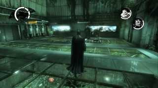 Batman: Arkham Asylum - Walkthrough Part 10 - Obtaining the Line Launcher