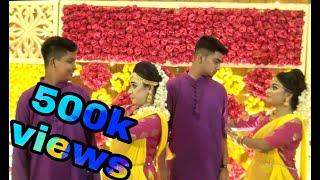 O Hey Shyam(ও হে শ্যাম)||Holud dance||Poramon 2||2018