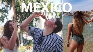 EXPLORING MEXICO WITH MY BEST FRIENDS!! (pt. 2)