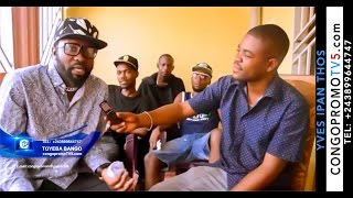 Félix Wazekwa atie selfie ya Koffi na cercueil Junior Wendo explique et clash les Musiciens de JB