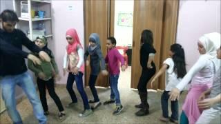 طلاب بكرا أحلى   رقصة البطريق