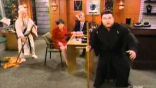 MADtv   Blind Kung Fu Master Jewelry Heist