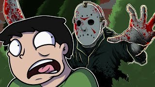 JASON IS GONNA GET ME! - Friday the 13th