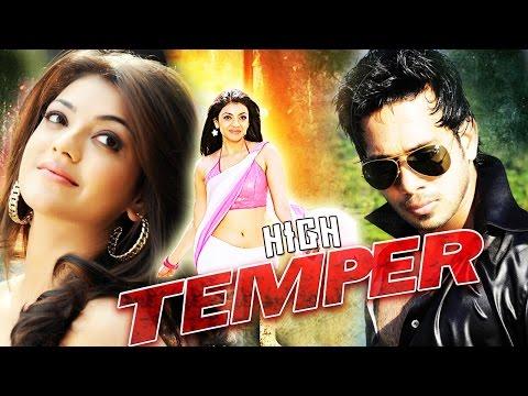 High Temper (2015) Full Hindi Dubbed Movie | Kajal Agarwal, Bharath | Hindi Movies 2015 Full Movie