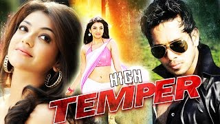 High Temper (2015) Full Hindi Dubbed Movie | Kajal Agarwal, Bharath | Hindi Movies 2015 Full Movie