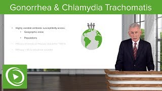 Gonorrhea & Chlamydia Trachomatis – Infectious Diseases | Medical Video