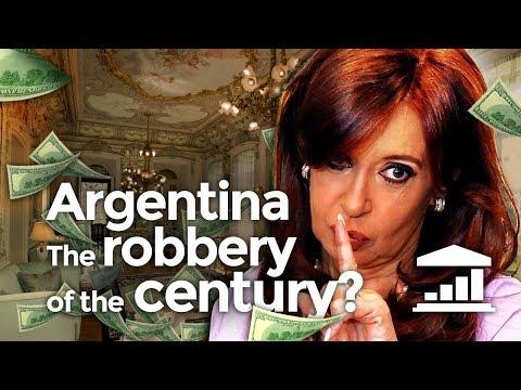Xxx Mp4 Argentina The ROBBERY Of The Century VisualPolitik EN 3gp Sex