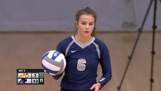 Osseo vs. Champlin Park High School Volleyball