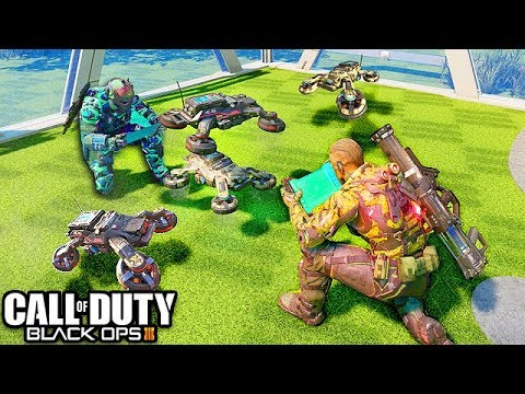 Black Ops 3 Scorestreak Trolling! - (HC-XD FIGHT, Funny Ninja Moments)