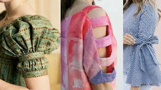 beautiful sleeves design for latest fashion | latest sleeves design | Beautiful you |