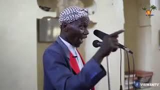 Sheikh nyundo kufunga na ndoa kwa vijana