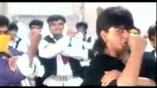 شاروخان في فلم كويلا سنه 1997
