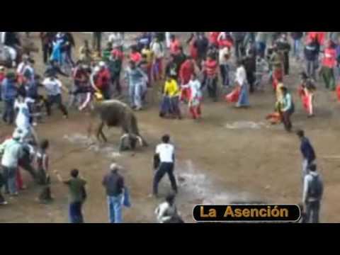 Huancavelica Jalatoros Fiesta de las Cruces
