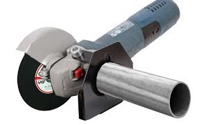 Angle Grinder Hacks.  Very useful inventions.