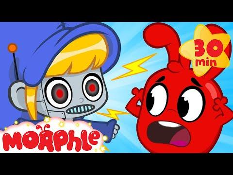 Xxx Mp4 Mila The Robot My Magic Pet Morphle Cartoons For Kids Morphle TV BRAND NEW 3gp Sex