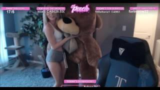Stpeach [Hot Ass Moments] Twitch Moments #